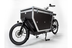 Urban Arrow Cargo Bike. Bosch mid drive not incl box